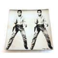 Plate &quot;Elvis&quot;