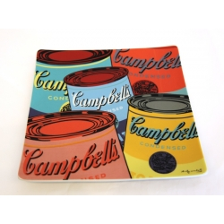 Plate &quot;Campbell's Soup&quot;