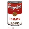 "Poster ""Campbell's Soups I 1968"""