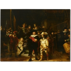 "Reproduction ""The Night Watch"" Rembrandt"