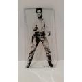 "Plate ""1 Elvis"""