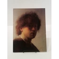 """Reproduction """"Self-portrait"""" Rembrandt"""