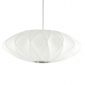 Nelsen Lamp White