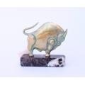 Sculpture Bull