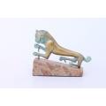 Bronze Sculpture Tiger